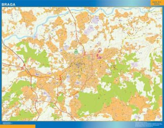Biggest Braga map