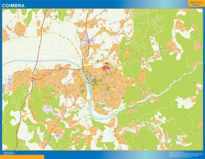Biggest Coimbra map