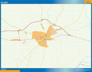 Biggest Elvas map