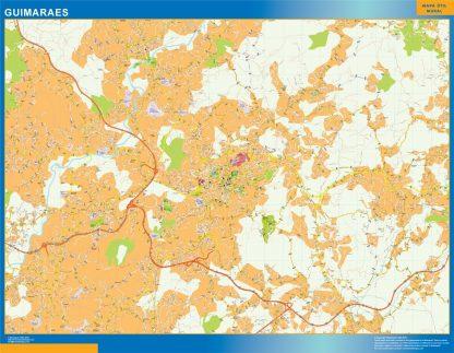 Biggest Guimaraes map