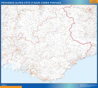 Biggest Provence-alpes cote azur zip codes