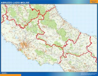 Biggest Region of Lazio in Italy