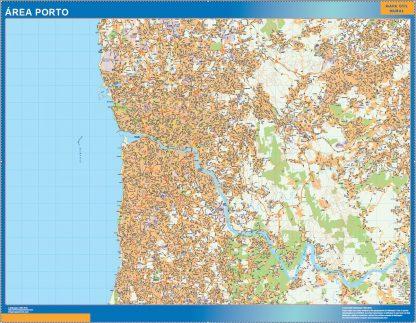 Biggest Road map Porto Portugal